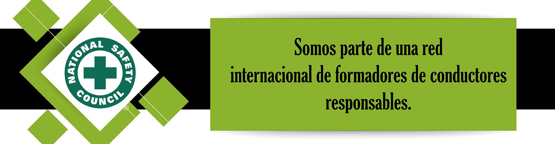 Red Internacional de Formadores de Conductores Responsables.