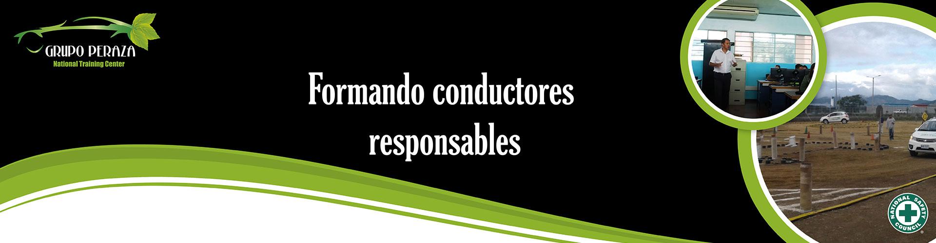 Formando Conductores Responsables